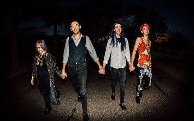 """Phoenix New Times awards Fairy Bones """"Best Local Band"""" of 2015"""