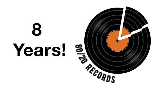 Celebrating 8 years!