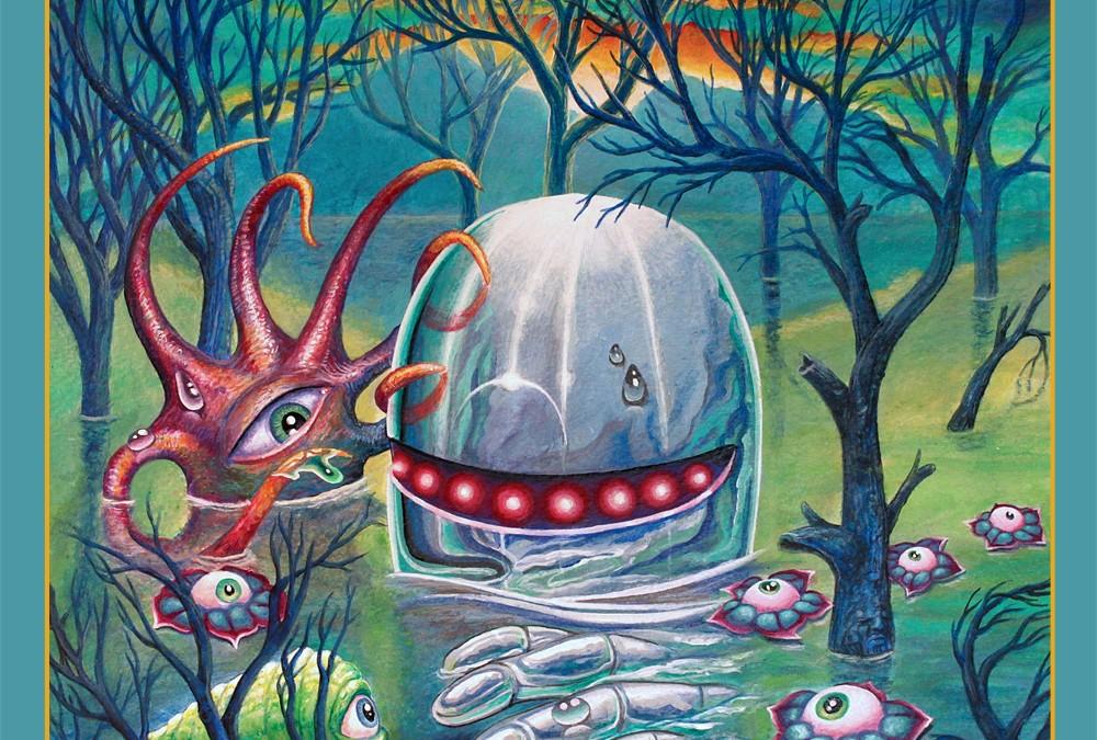 Fairy Bones releases first full-length album Dramabot