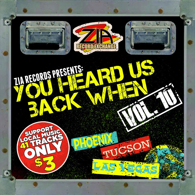 Two Tracks make it on Zia's 10th Local Music Comp