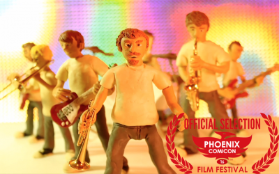 5 Music Videos selected for Phoenix Comicon