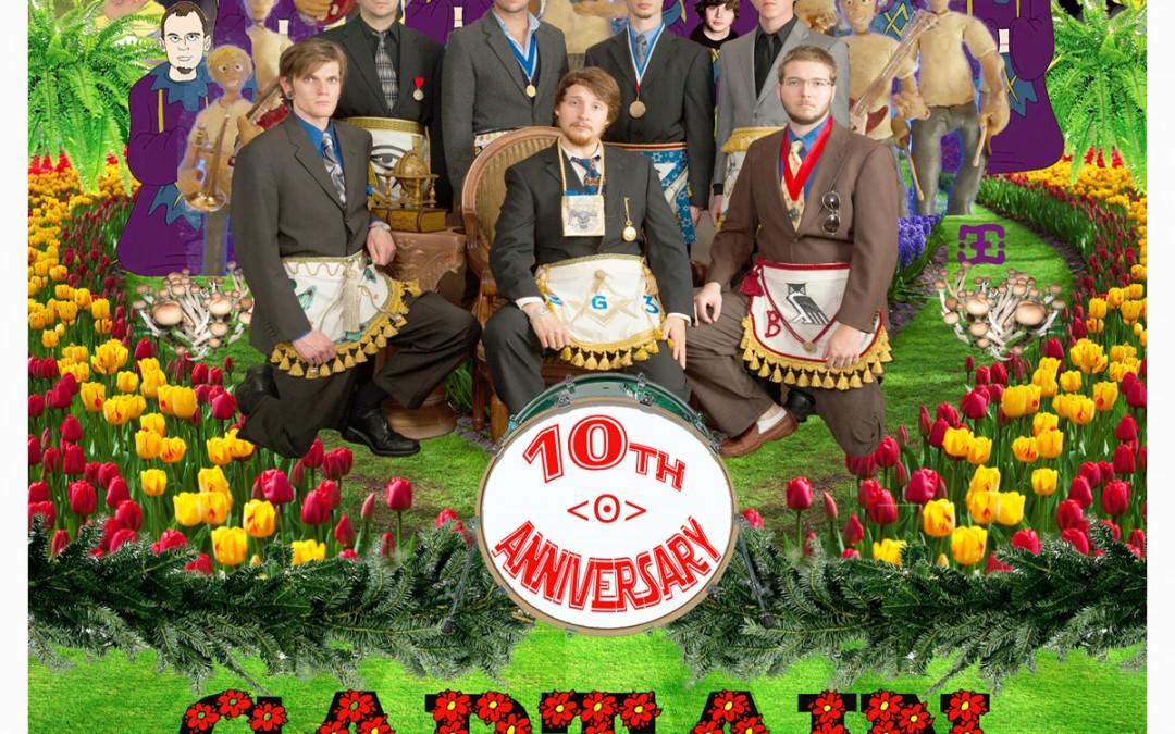 Captain Squeegee celebrates their 10th Anniversary