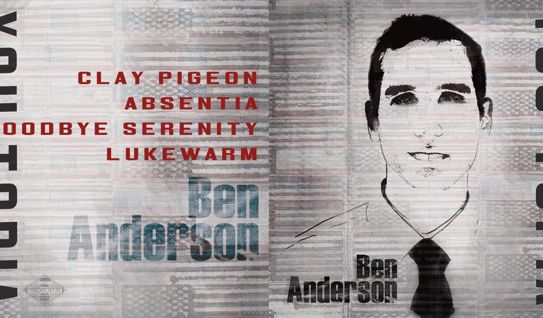 Ben Anderson Releases Sophomore EP 'YouTopia'