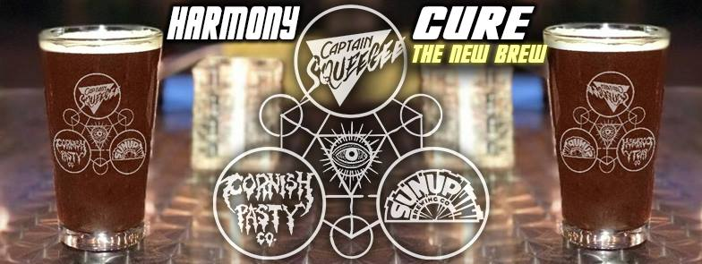 'Harmony Cure' Beer Release