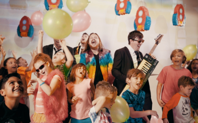 Captain Squeegee Releases 'Our Children' Music Video