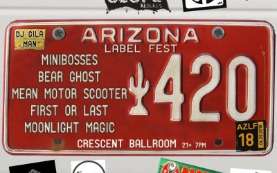 First Time 'AZ Label Fest'