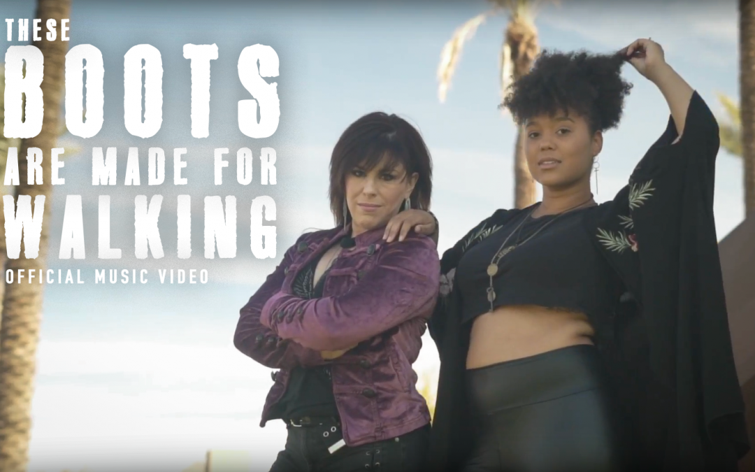 Break the Robot releases 'Boots' Music Video