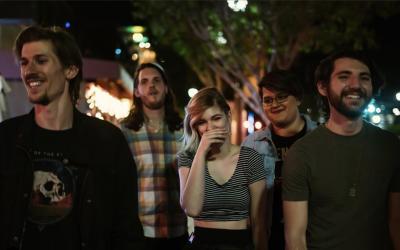 Alt-Rock band Turn Zero appears!