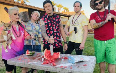 Love Like Fiction releases cover 'Watermelon Sugar'
