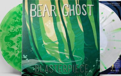80/20 and Enjoy the Ride releases Blasterpiece on vinyl